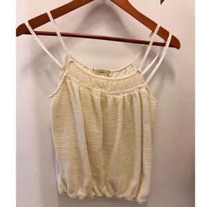 Anthropologie Top. Very cute!